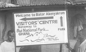 Bui National Park in Brong-Ahafo Region,tourism,sightseeing,ghana