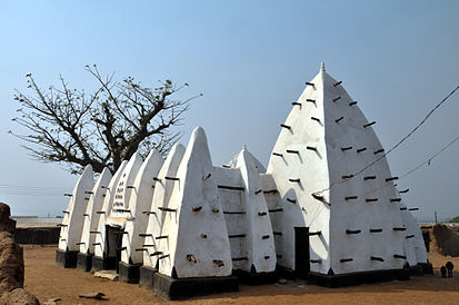 Larabanga Mosque,northern region