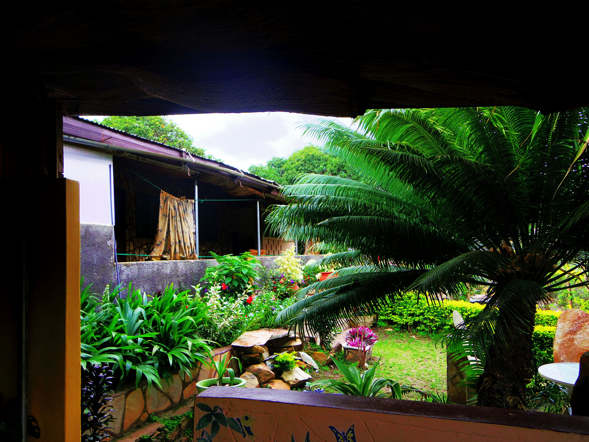 Mauntain Paradise Lodge , eco tourism , touring , accommodation , volta