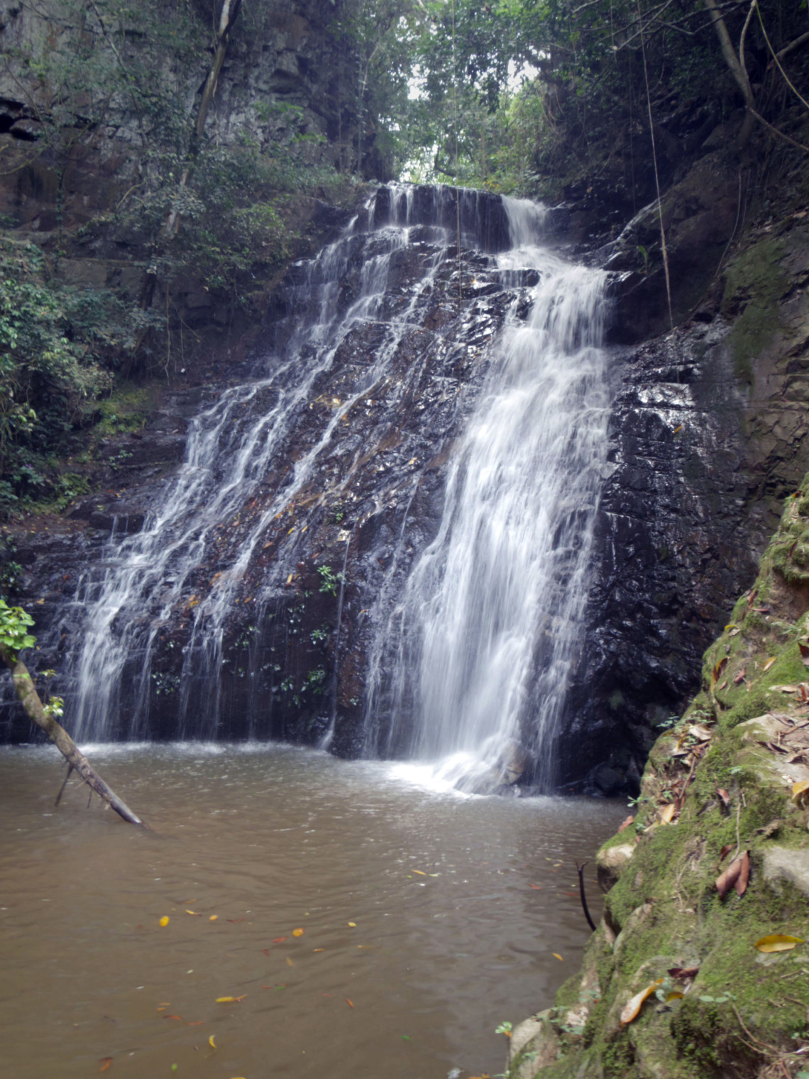 kulg falls , montain paradise lodge , eco tourism , volta