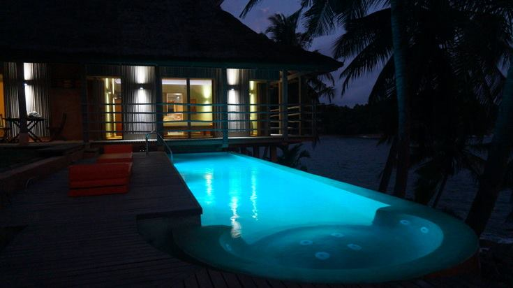 Lou Moon Lodge,westernregion,beach,ghana